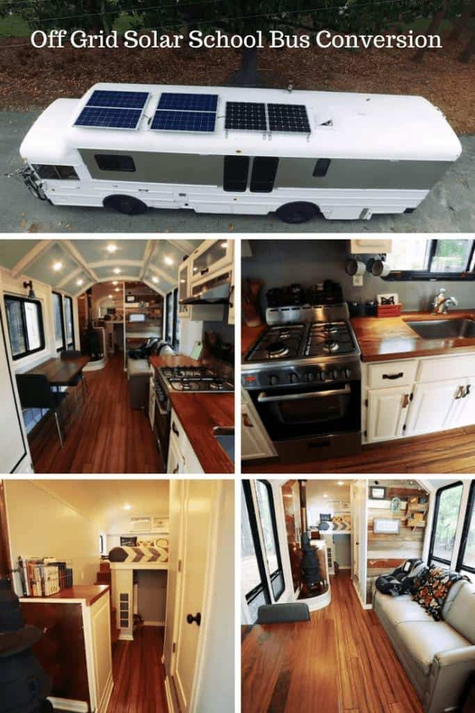 Awesome School Bus Conversion