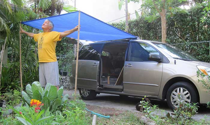 Toyota Sienna Conversion 1