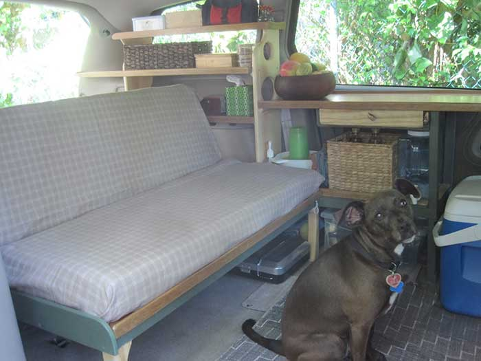 10 Minivan Camper Conversions To Inspire Your Build