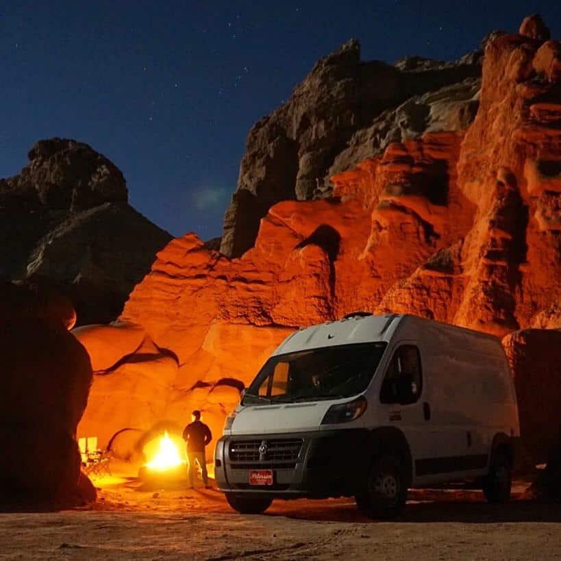 Stealth Van Camping Urban Amp Boondocking Tips 2018