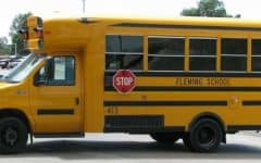 Short Bus RV Conversion