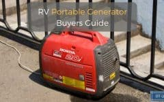 Best Portable Generator for RV Owners