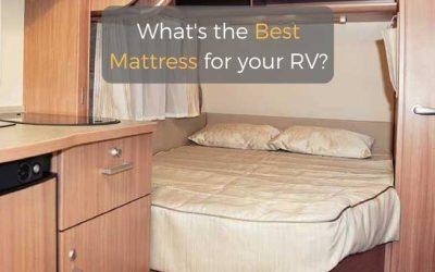 Best RV Mattress