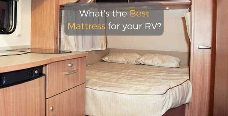 AmericanMade Full Size 5 Inch Firm Conventional Polyurethane Foam RV//Truck Mattress Bed Cushion USA Made