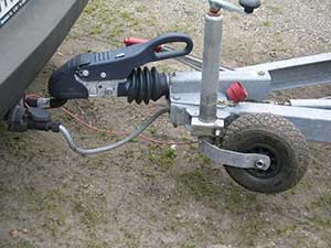 Travel Trailer Coupling