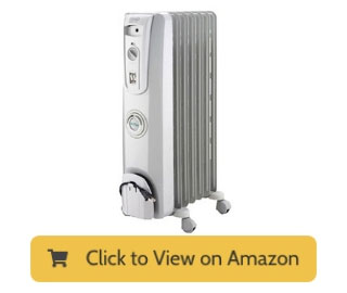 DeLonghi 1500W ComforTemp Portable Oil-Filled Radiator