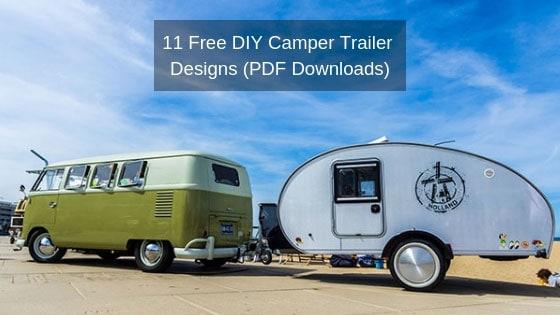 Teardrop Camper Plans
