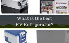 Best RV Refrigerator