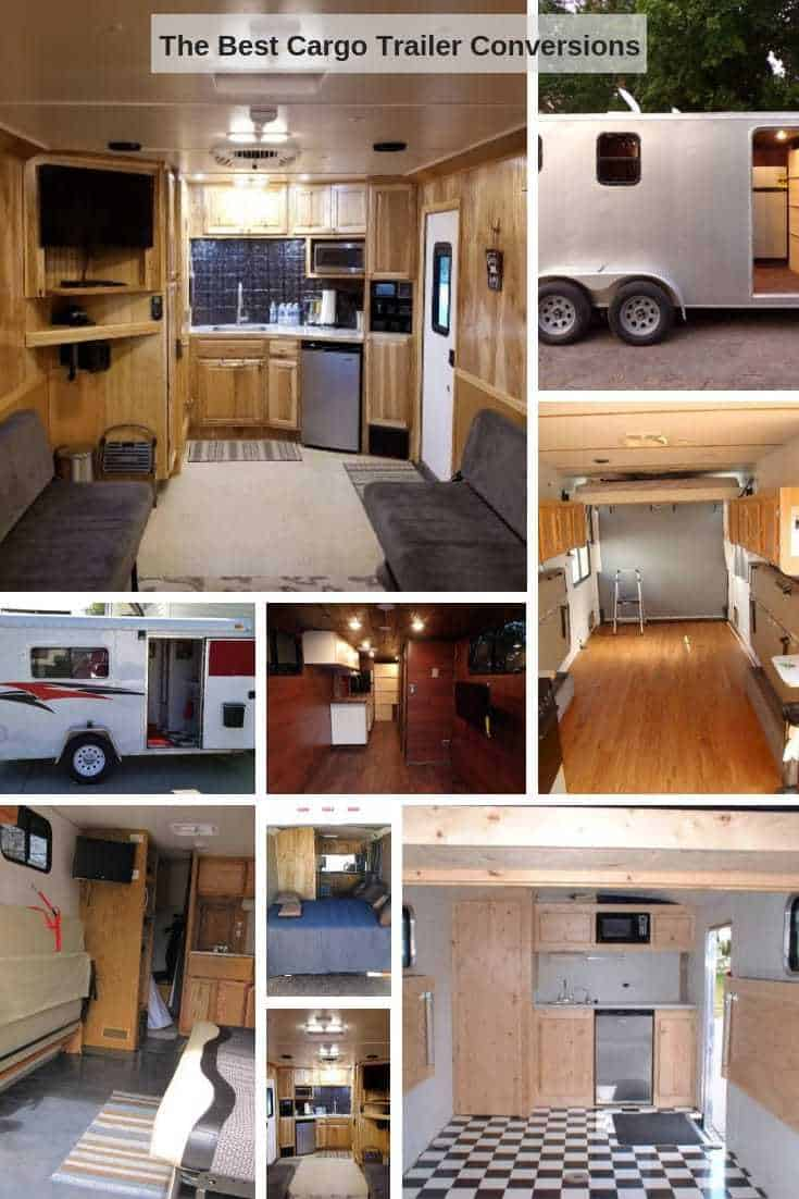 Best Cargo Trailer Conversion Ideas