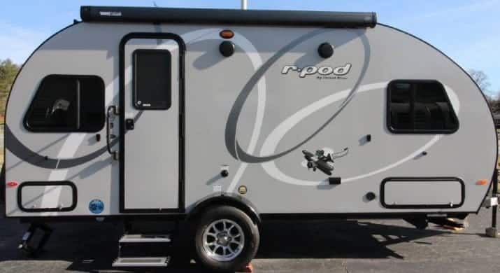 Forest River R Pod Small Travel Trailer