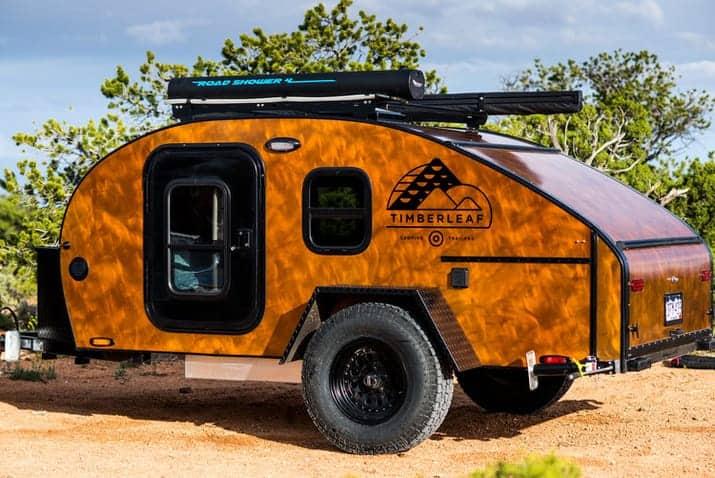 Timberleaf Teardrop Camper