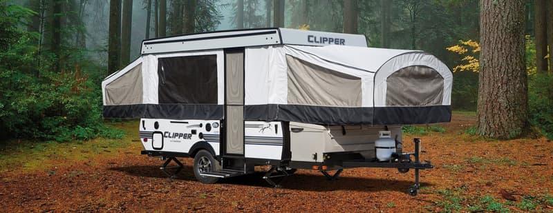 Coachmen Clipper Pop Up Campers