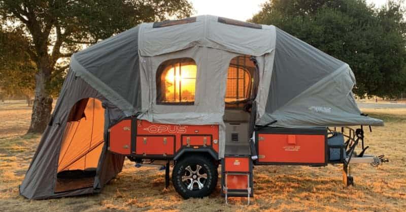 Opus Pop-up Camper