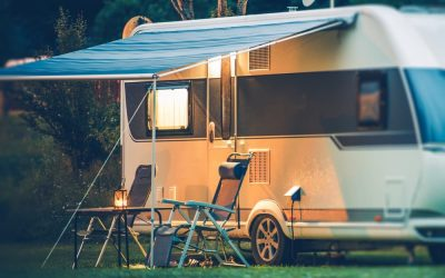 How to clean an RV awning