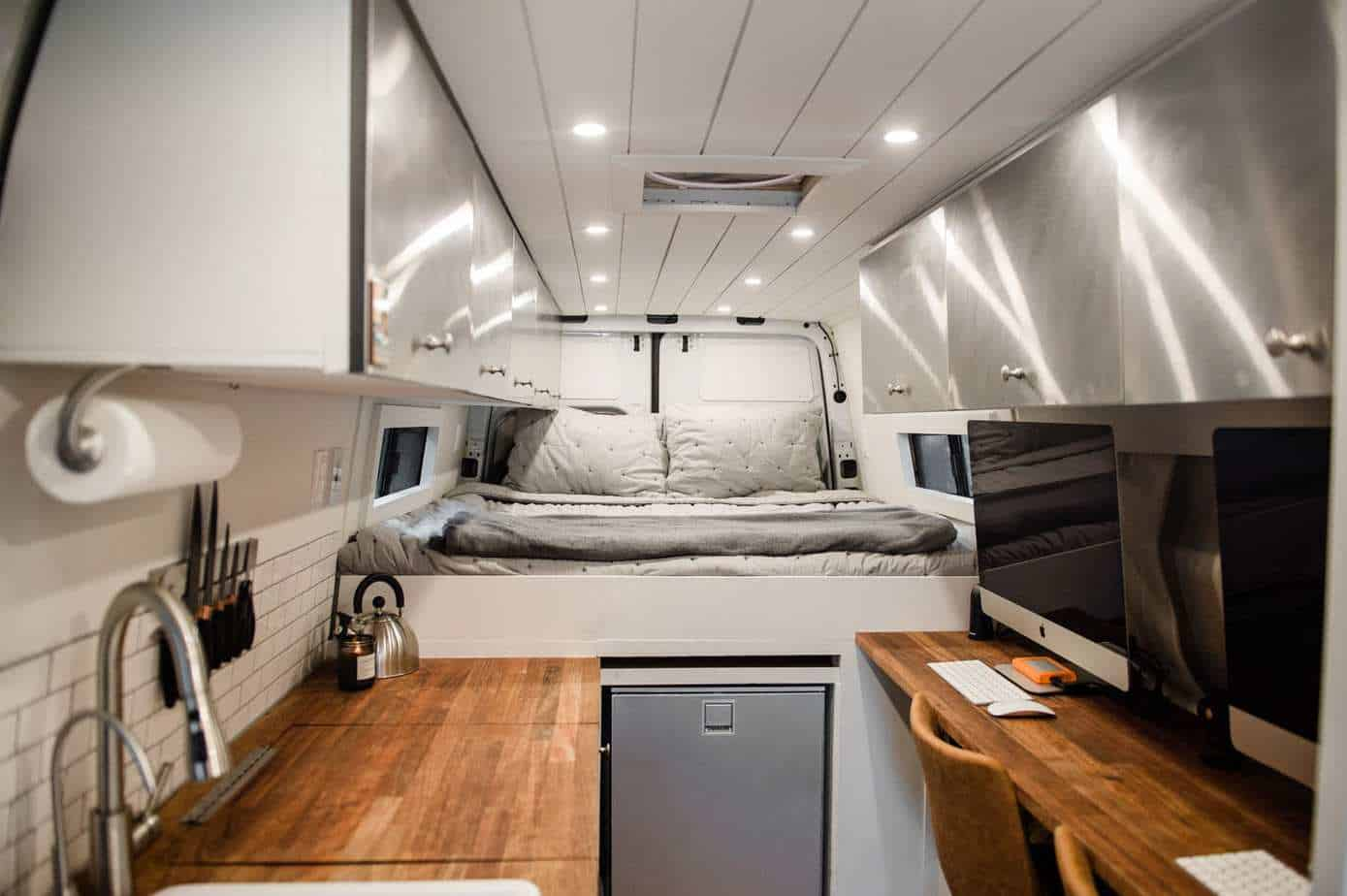 Sprinter Van Office