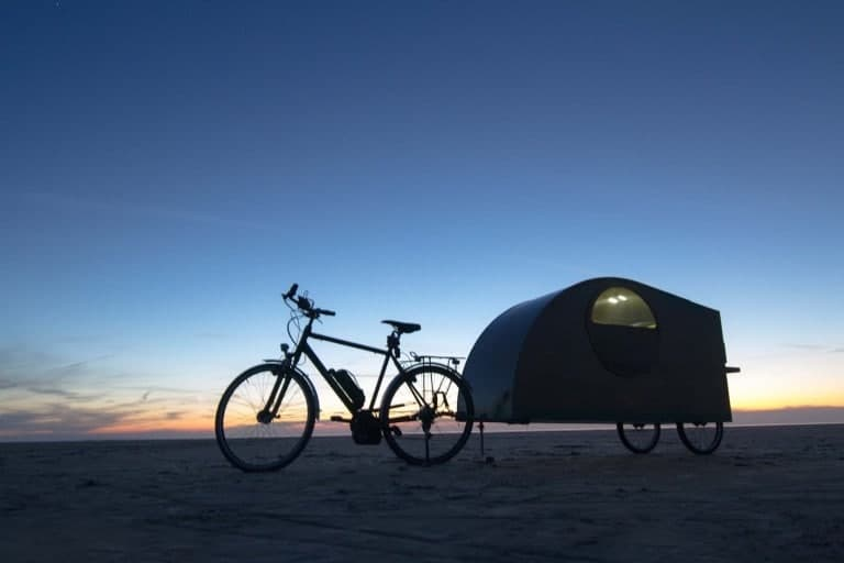 Bicycle Caravan