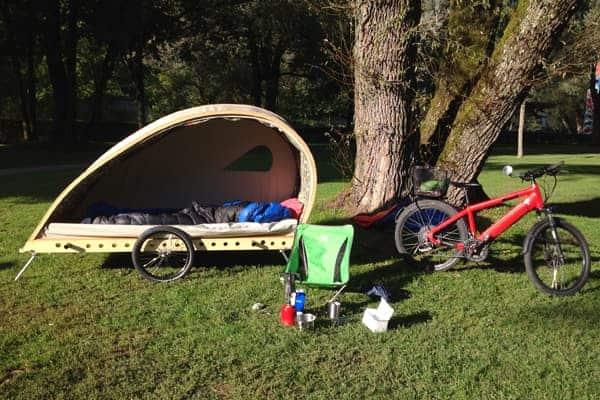 Foldavan Bike Camper