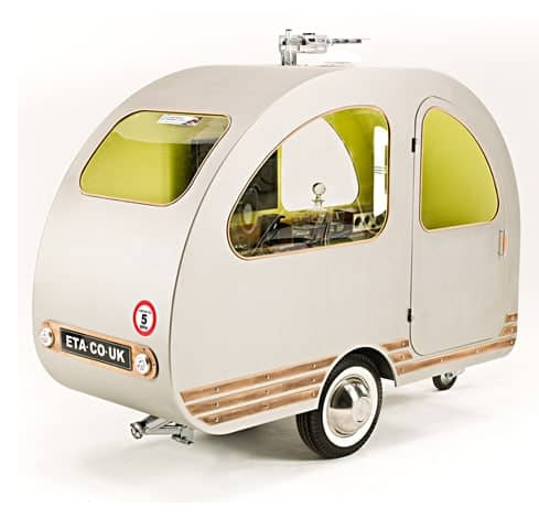 QTVan Micro Camper