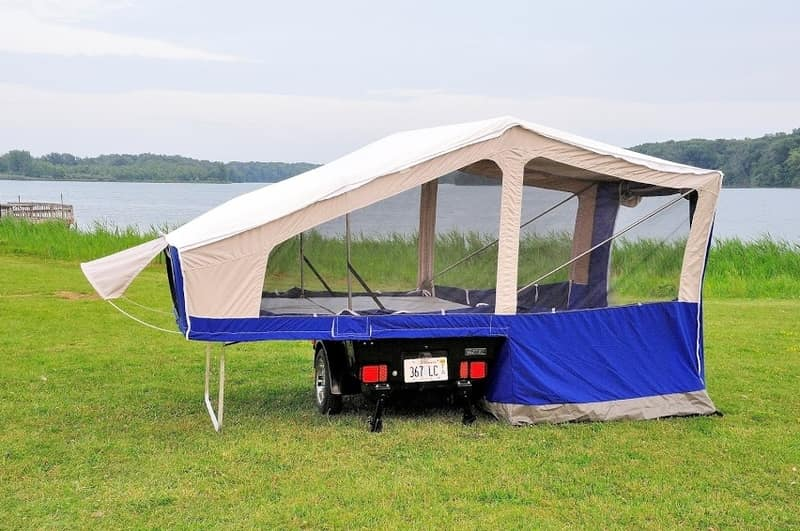 Aspen Classic Motorcycle Campers