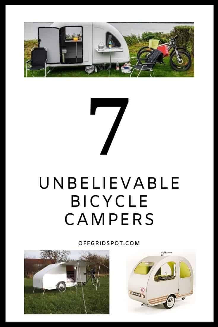 Best Bicycle Campers Cover