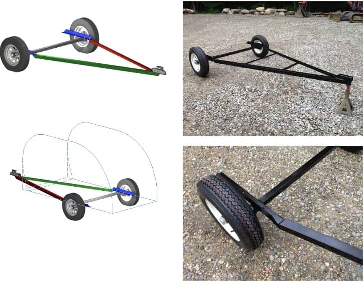 The Ultralight Chassis