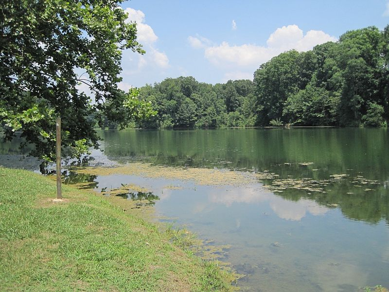 Fort Pillow State Park - Tennessee State Parks with RV Camping