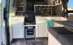 Van Conversion Kitchen Ideas