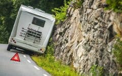 How much is RV insurance per month?