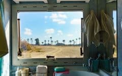 Can you flush toilet paper in a camper?