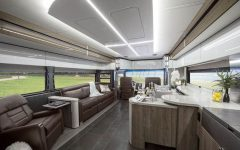 Winnebago Horizon Interior