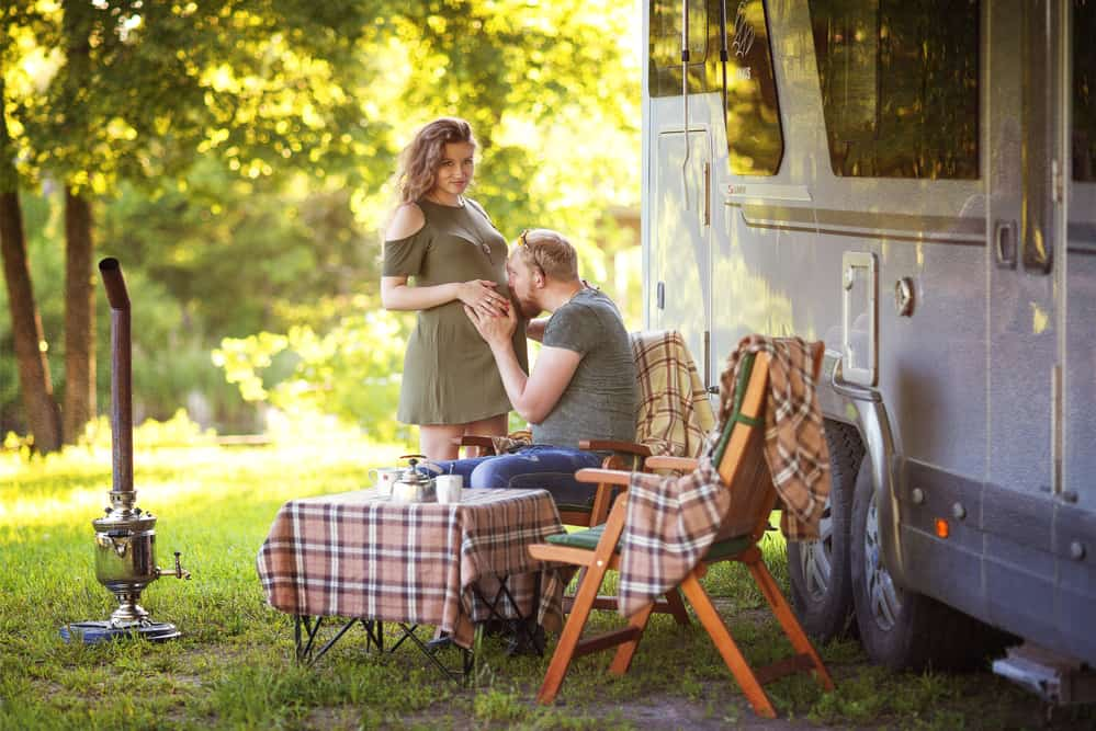 Are RVs safe for babies?