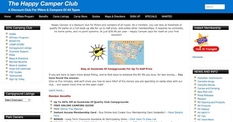 Happy Camper Club