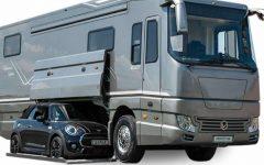 RVs with Car Storage